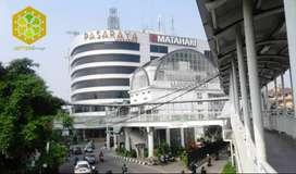 Sewa Ruang Kantor Pasaraya Manggarai area Jakarta Selatan
