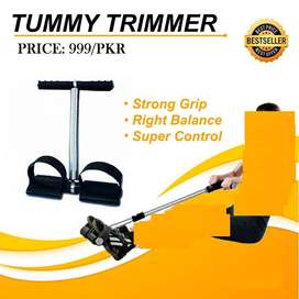 Tummy Trimmer pores and skin and stomach roundness as a result of a