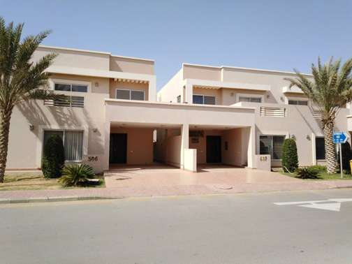 Precinct 11A villa is available for rent at BTK
