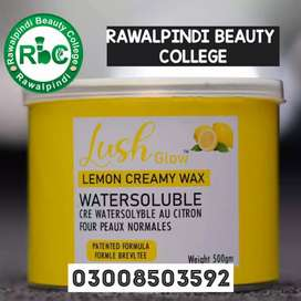 Lush Glow creamy wax available at cheap price |limited stock|RS 600