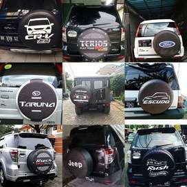 Cover/Sarung Ban Daihatsu Terios/Rush/Vitara/Rocky/katana= aksesoris t