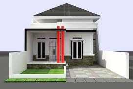 Rumah mewah model limas kekinian berlokasi dekat Perumahan Gunung Madu