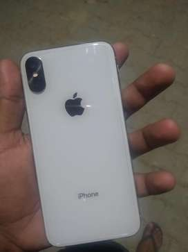 Iphone x new phone one hand chla hua h aur bhai iphone c 3 years old