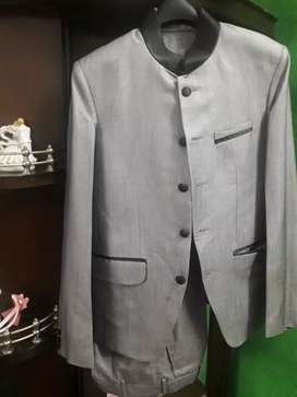 Nehru style coat with pant