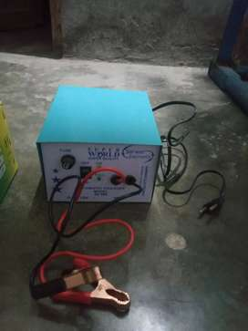 Automatic (ac to dc) battery charger...