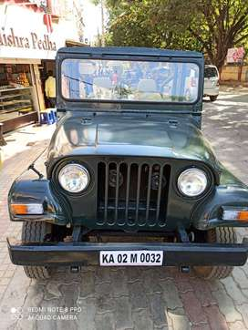 Mahindra Jeep 1993 Diesel 22000 Km Driven with updated insurance.