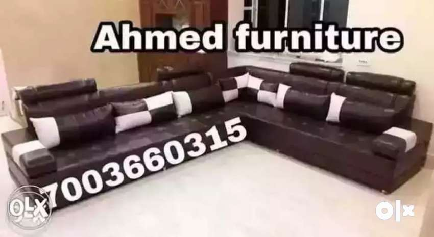 Any kind of sofa are available in my workshop 0