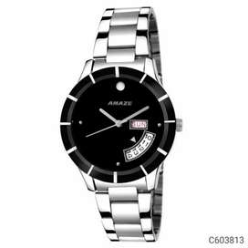 Brand new Amaze stainless steel watch men FREE DELIVERY.
