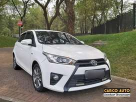 Toyota YARIS 1.5 G 2016 at Putih