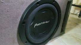 Pioneer TS W306C Heavy Subwoofer