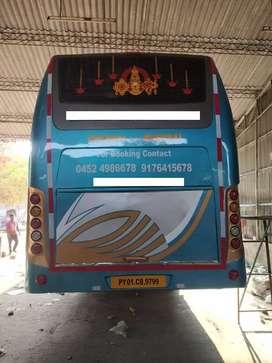 Non Ac Sleeper Air Bus For Sales