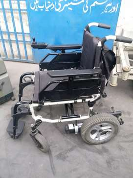 Remote wheelchair
