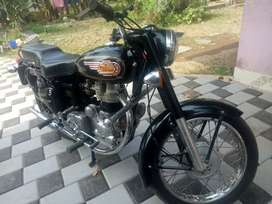 Well maintained old model bullet