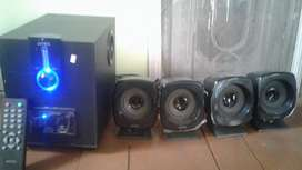 Speaker intex high volume