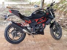 Ninja 250 SL Mono Naked