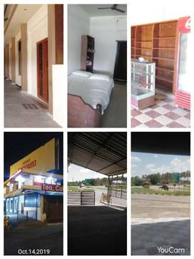 Newly Constructed Hotel & Lodge For Rent in Bye Pass Road