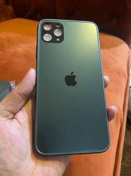 Case iphone 11 pro max mirip 12 pro max