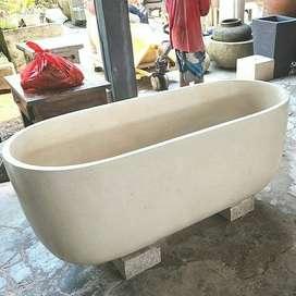 Bath Tub Marmer Terrazzo Cimenyan