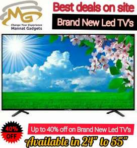 42 inch smart LED TV (The great weekend bumper offer)