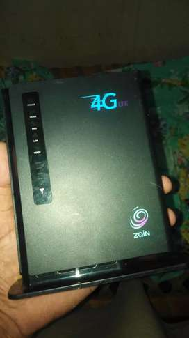 Huawei unlocked  4G Lte GSM (Sim) Router all sims supported