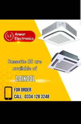 Air Conitioner & Home Appliances.