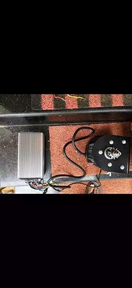 Electric gokart equipments