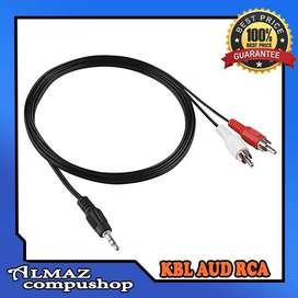 Kabel Audio ke RCA