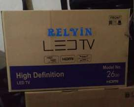 Led tv eclectronic appliances