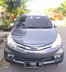 Avanza G MT Th 2013 DP 14jt an Istimewa