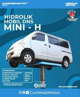 DNS Hidrolik cuci mobil tipe H-Mini paling Murah se Indonesia Garansi