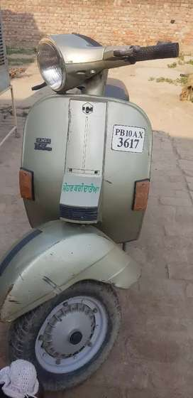 Bispa scooter 1998 model good condition