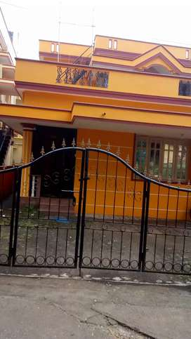 3bhk individual house &4cents land for sale at bejai new road.