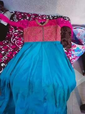 Ethnic desiner gown