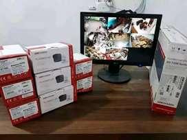 Kamera CCTV jernih pengintai dan keamanan harga murah