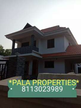 BEAUTIFUL BRAND@@/ NEW HOUSE SALE IN PALA/ PONKUNNAM HIGHWAY/ NEAR@