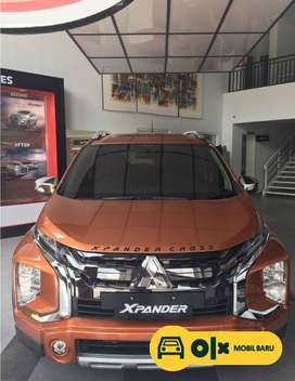 [Mobil Baru] XPANDER CROSS PROMO GILA GILAAN