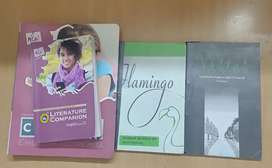 Class 12 English Books set ( 4 Books ) ORIGINAL COST Rs 645