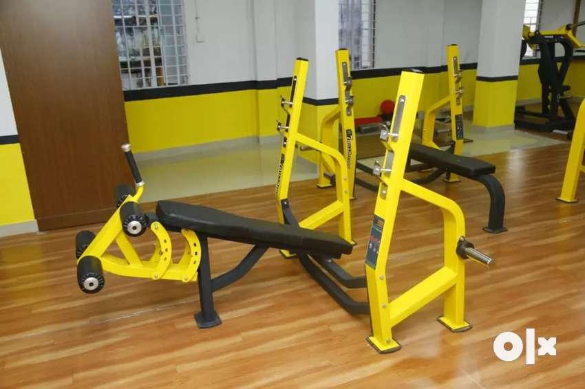 Gym equipment manufacturer 0