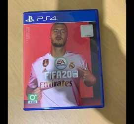 KASET FIFA 2020 PS 4