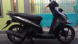 vario 110 karbu th 2010 motor bagus mesin sehat body mulus bgs
