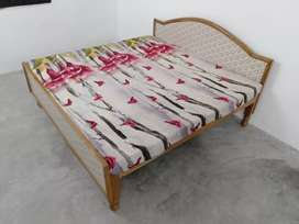 Extremely New Double Bed
