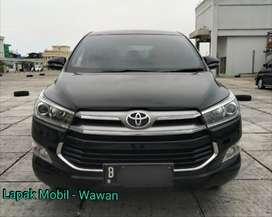Toyota Innova Reborn 2.4 V Diesel Matic 2017 Km 52rb Tangan 1