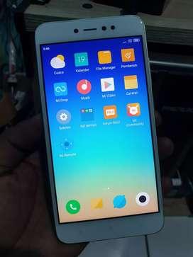 Xiaomi redimi note 5A prime ram 3/32gb mulus bangat