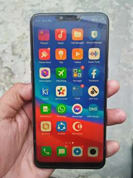 Oppo A3s  one touch phone