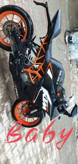 KTM rc 200 in best condition