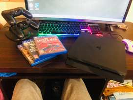 PS4 Slim 500 GB For Sale In Cheap