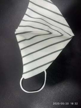 2 layer cotton reuseble mask only wholesale