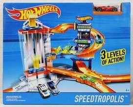 Hot Wheels Speedtropolis