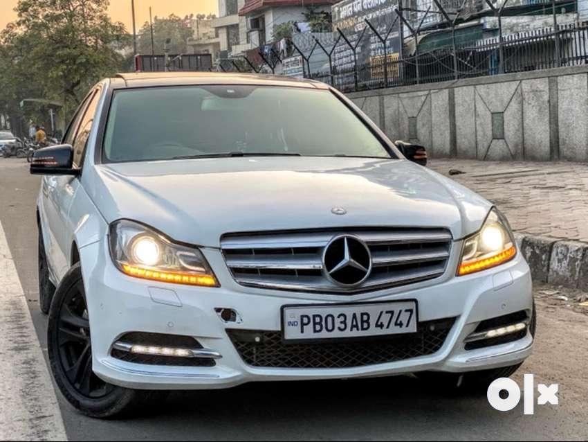 Mercedes-Benz C-Class C 220 CDI Avantgarde, 2014, Diesel 0