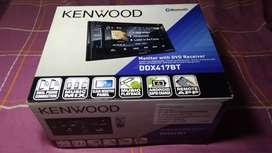 Kenwood DDX 417 BT